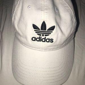 adidas Accessories - Adidas Originals PreCurve Washed Cap 5ff4a60228d